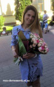 цветы в черноморске