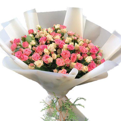 фото 33 кустовые розы